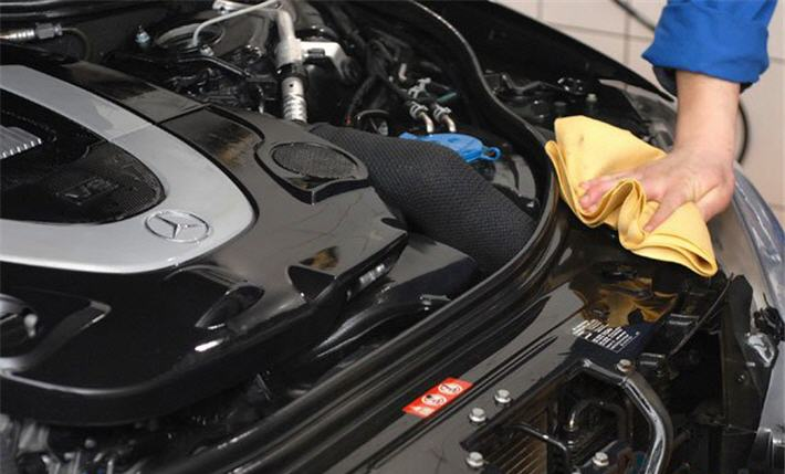 Зачем мыть двигатель автомобиля и как правильно это делать?