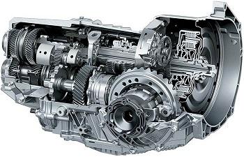 Механическая коробка передач (КПП)